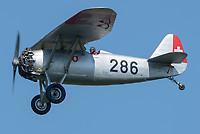 Private HB-RAG Dewoitine D-26  Dittingen - LSPD