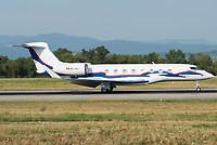 ExecuJet Europe HB-IVJ Gulfstream G650 Basel/Mulhouse EuroAirport - LFSB