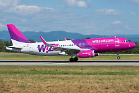 Wizz Air HA-LYP Airbus A320-232 Basel/Mulhouse EuroAirport - LFSB