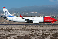 b80c0a7c15 EI-FJY - B738 - Norwegian Air International