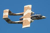 Private F-AZKM North American OV-10B Bronco Dittingen - LSPD
