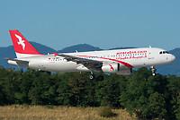 Air Arabia Maroc CN-NMH Airbus A320-214 Basel/Mulhouse EuroAirport - LFSB