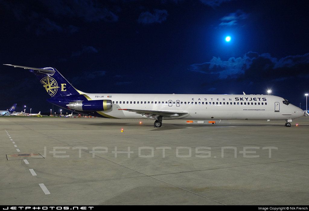 Photo of TG-JII McDonnell Douglas DC-9-51 by Nik French