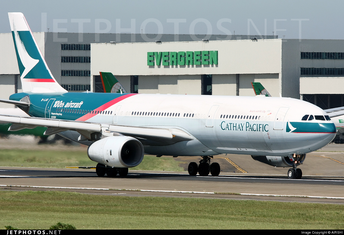 Photo of B-LAD Airbus A330-343 by AIRSHI