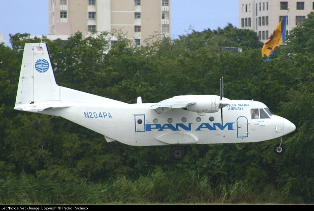 Photo of N204PA CASA 212 by Pedro Pacheco