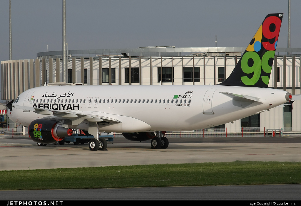 Photo of F-WWIX Airbus A320-214 by Lutz Lehmann