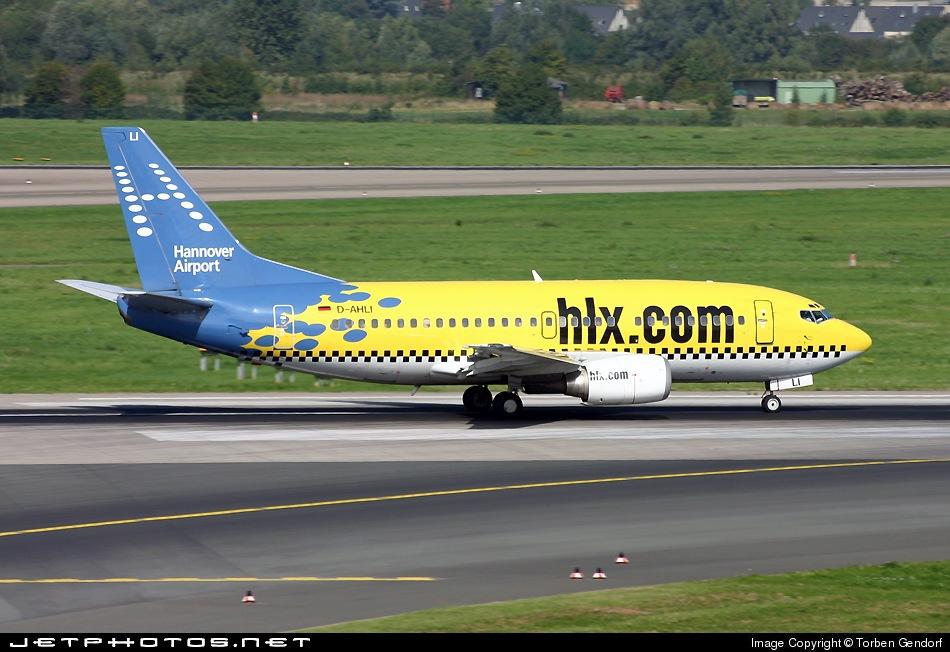 Photo of D-AHLI Boeing 737-5K5 by Torben Gendorf