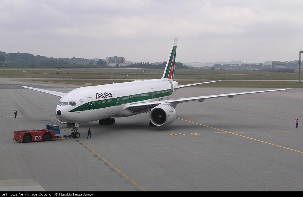 Photo of EI-DBL Boeing 777-243(ER) by Haroldo Fiuza Junior