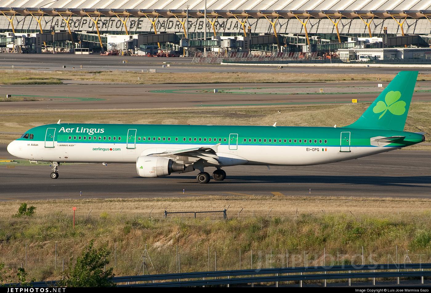 Photo of EI-CPG Airbus A321-211 by Luis Jose Marmisa Gazo