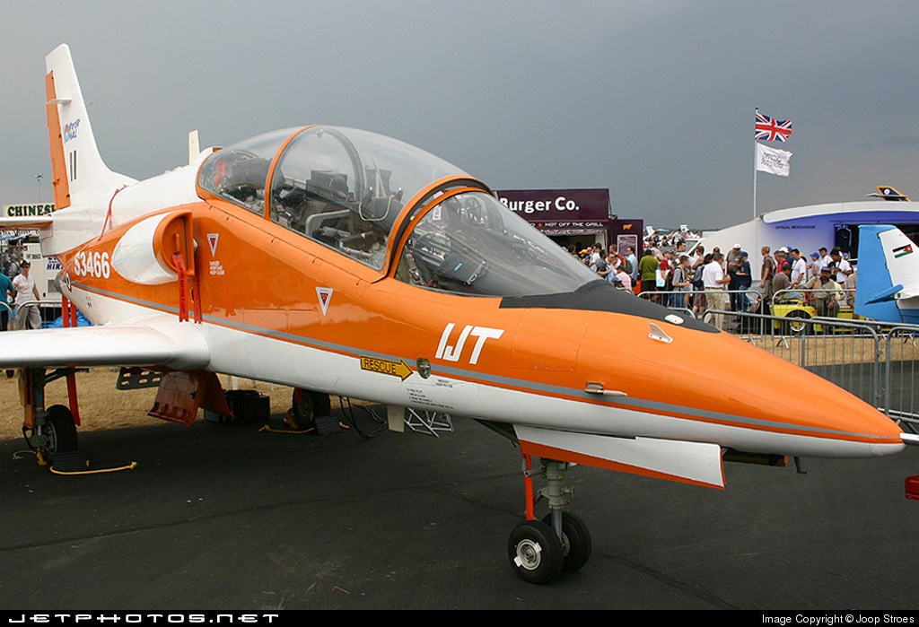 Photo of S3466 Hindustan Aeronautics HJT-36 Sitara by Joop Stroes - NYCAviation