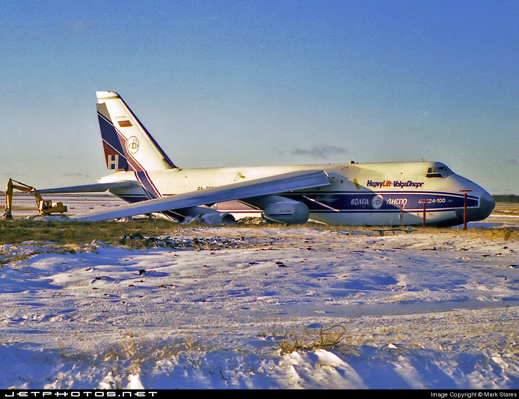 Photo of RA-82046 Antonov An-124-100 Ruslan by Mark Stares