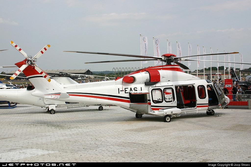 Photo of I-EASJ Agusta-Bell AB-139 by Joop Stroes - NYCAviation
