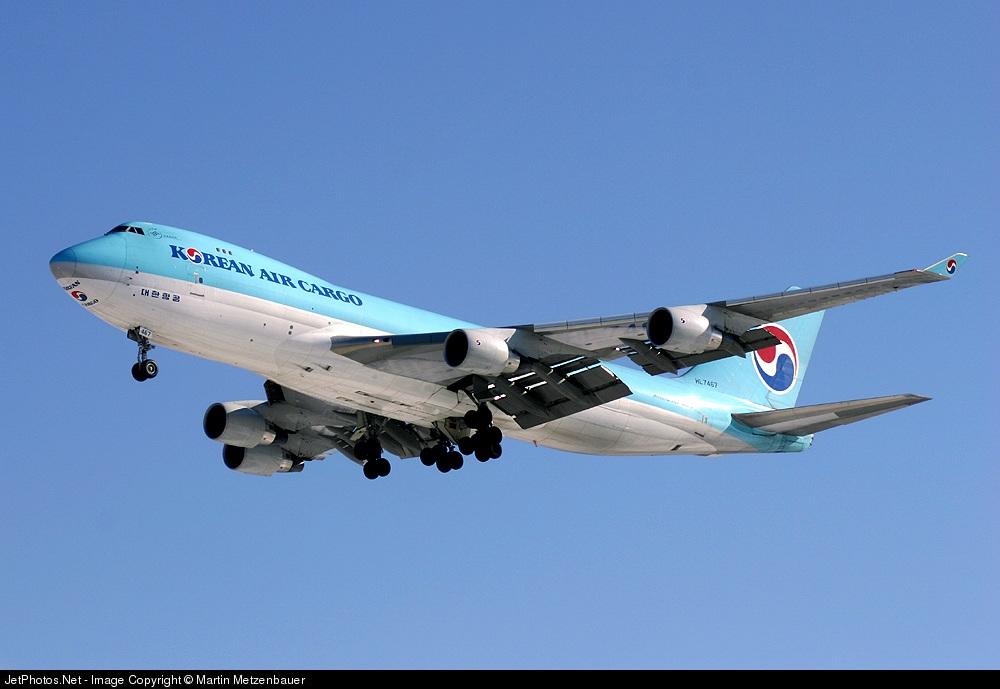 Photo of HL7467 Boeing 747-4B5F(SCD) by Martin Metzenbauer