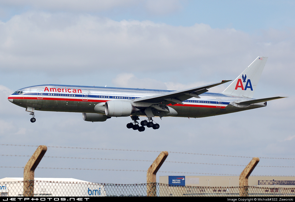 Photo of N796AN Boeing 777-223(ER) by Michał Zaworski