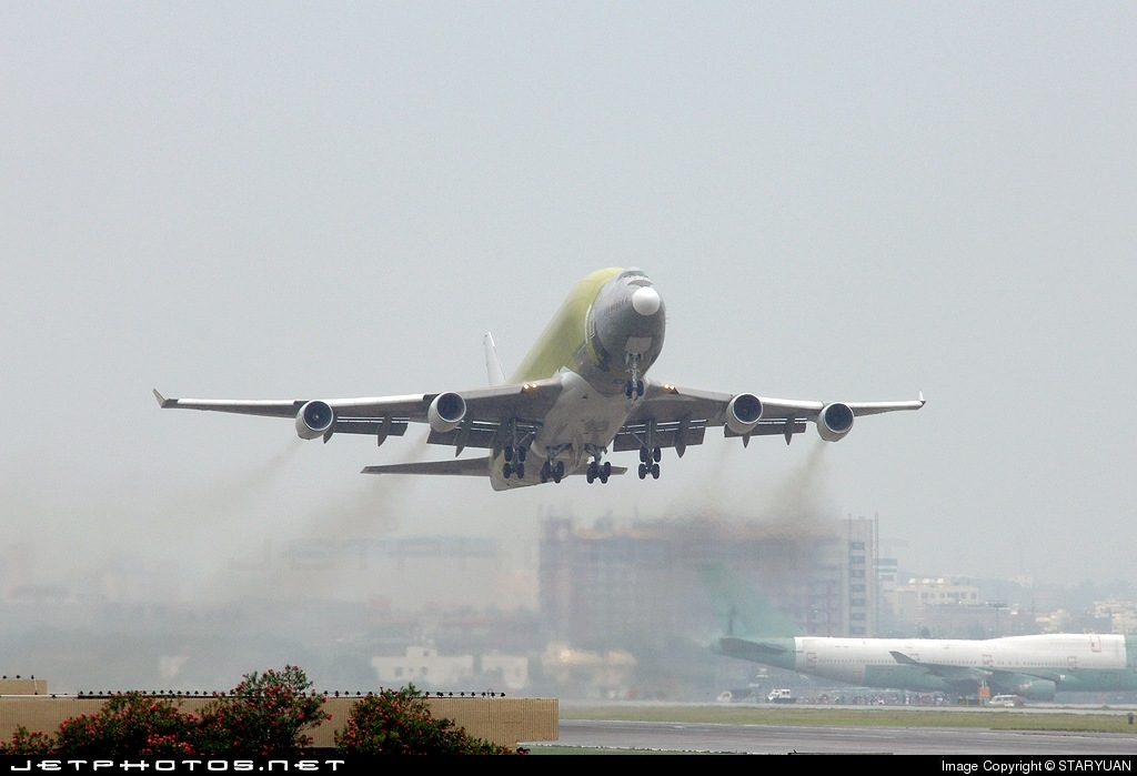 Photo of N747BC Boeing 747-4J6(LCF) by STARYUAN