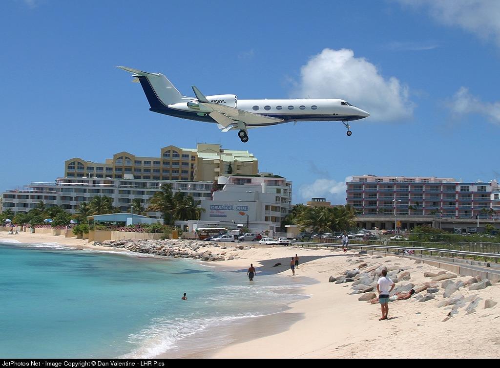 Photo of N515PL Gulfstream G-IV by Dan Valentine