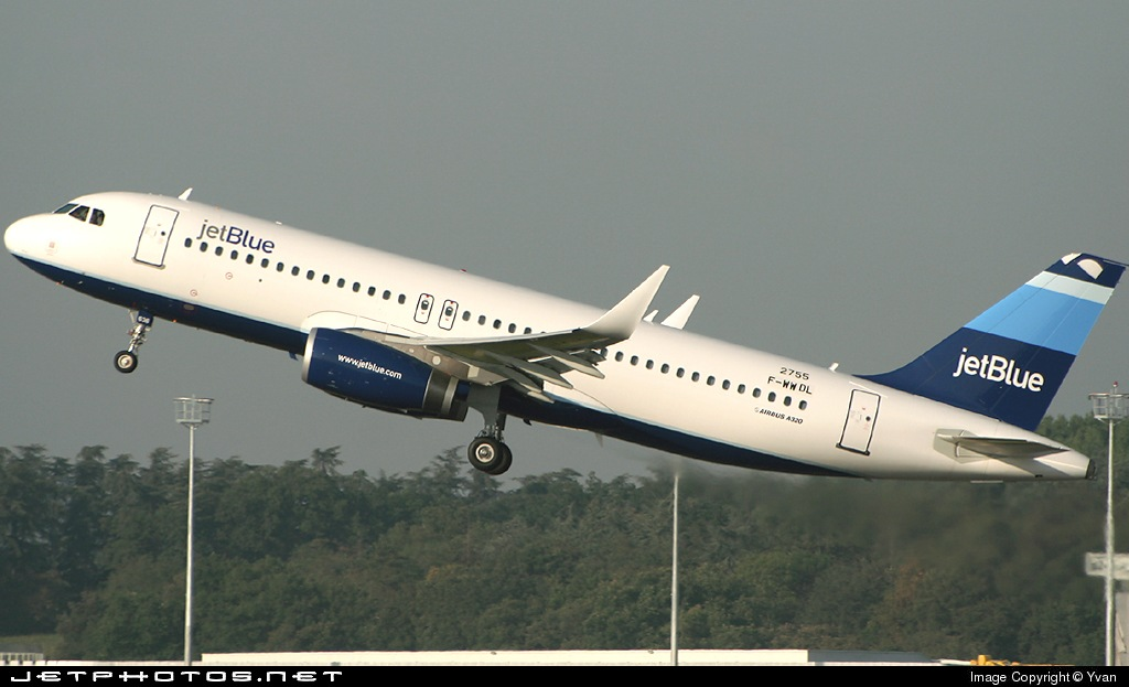 Photo of F-WWDL Airbus A320-232 by Yvan Panas