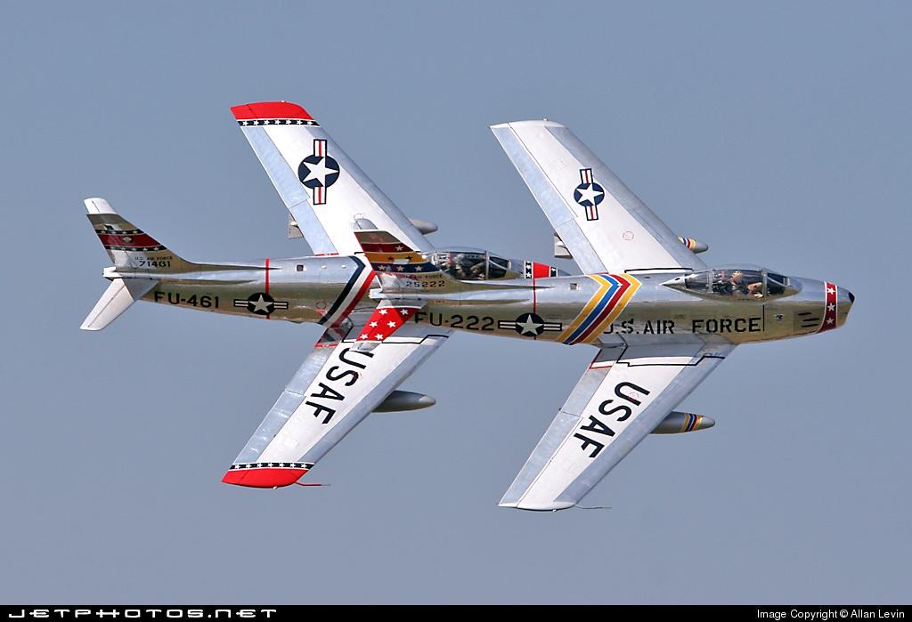Photo of N86FS Canadair CL-13A Sabre Mk.5 by Allan Levin