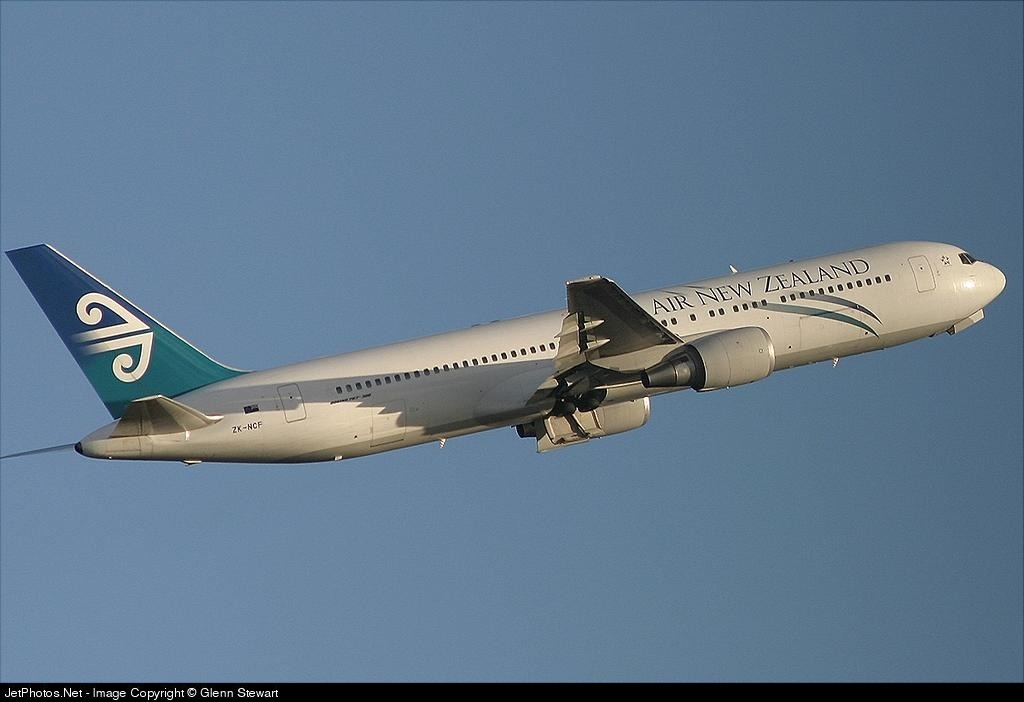 Photo of ZK-NCF Boeing 767-319(ER) by Glenn Stewart