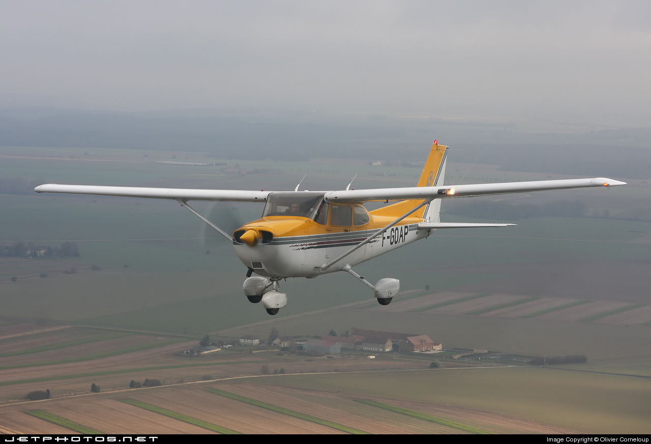Photo of F-GOAP Cessna 172S Skyhawk SP by Olivier Corneloup