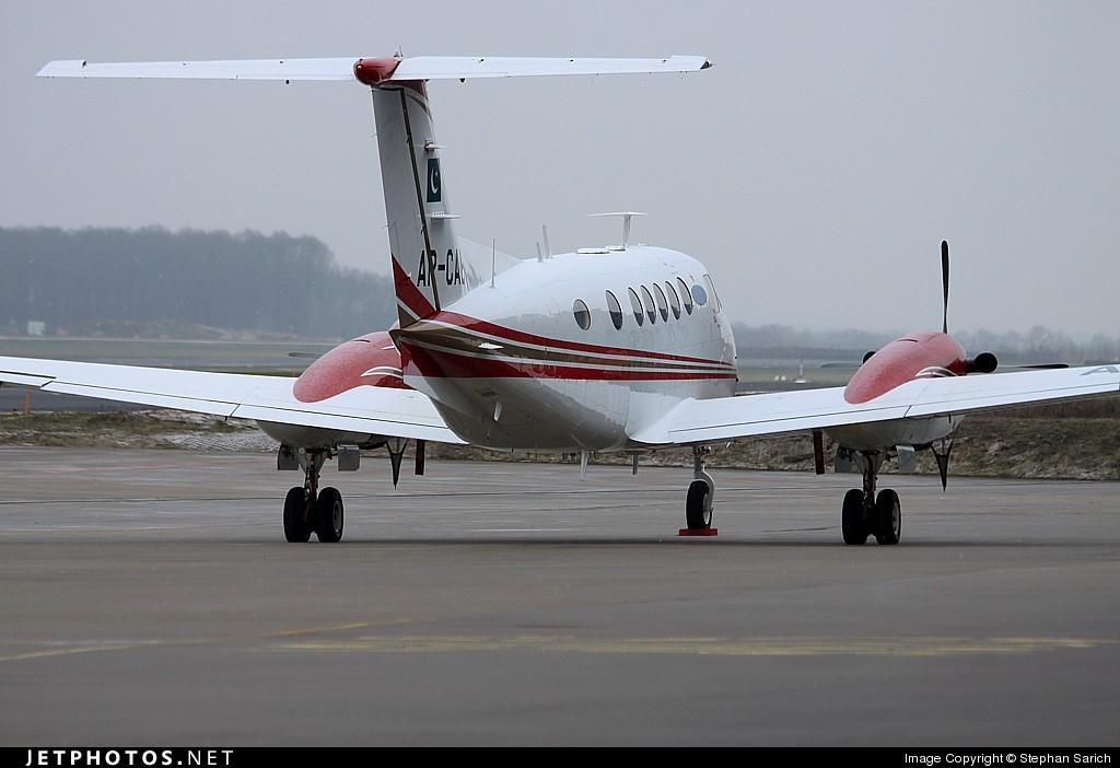 Photo of AP-CAB Beechcraft B200GT Super King Air by Stephan Sarich