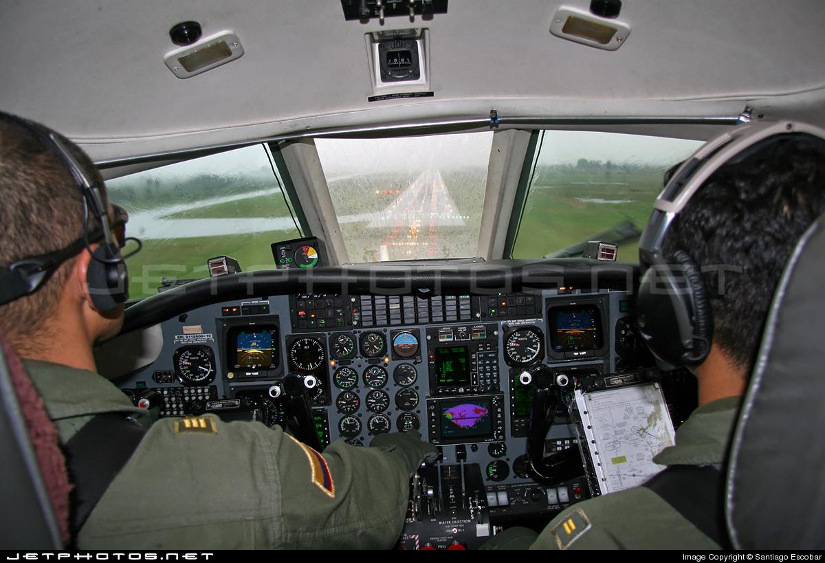 Photo of PNC-0226 Fairchild C-26B Metro 23 by Santiago Escobar