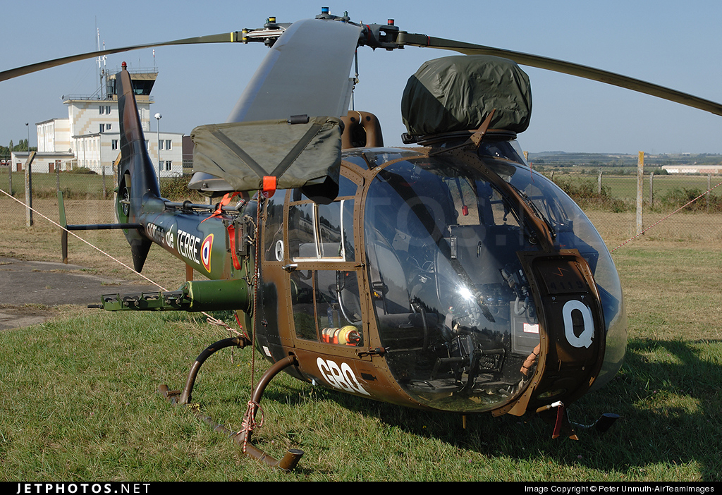 Photo of 4119 Aérospatiale SA 342 Gazelle by Peter Unmuth