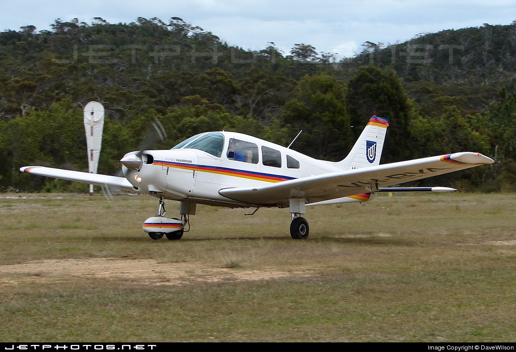 Photo of VH-BYA Piper PA-28-161 Warrior II by DaveWilson