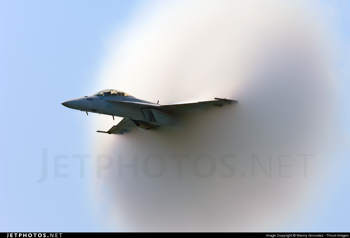 Photo of 165801 Boeing F/A-18F Super Hornet by Manny Gonzalez - Thrust Images