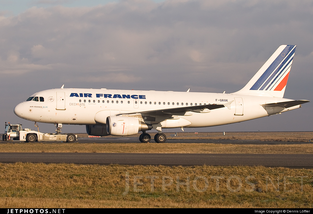 Photo of F-GRXK Airbus A319-115(LR) by Dennis Löffler