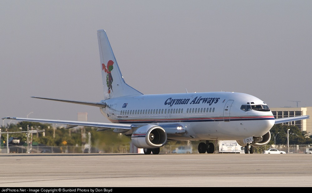Photo of VP-CKY Boeing 737-3Q8 by Sunbird Photos by Don Boyd