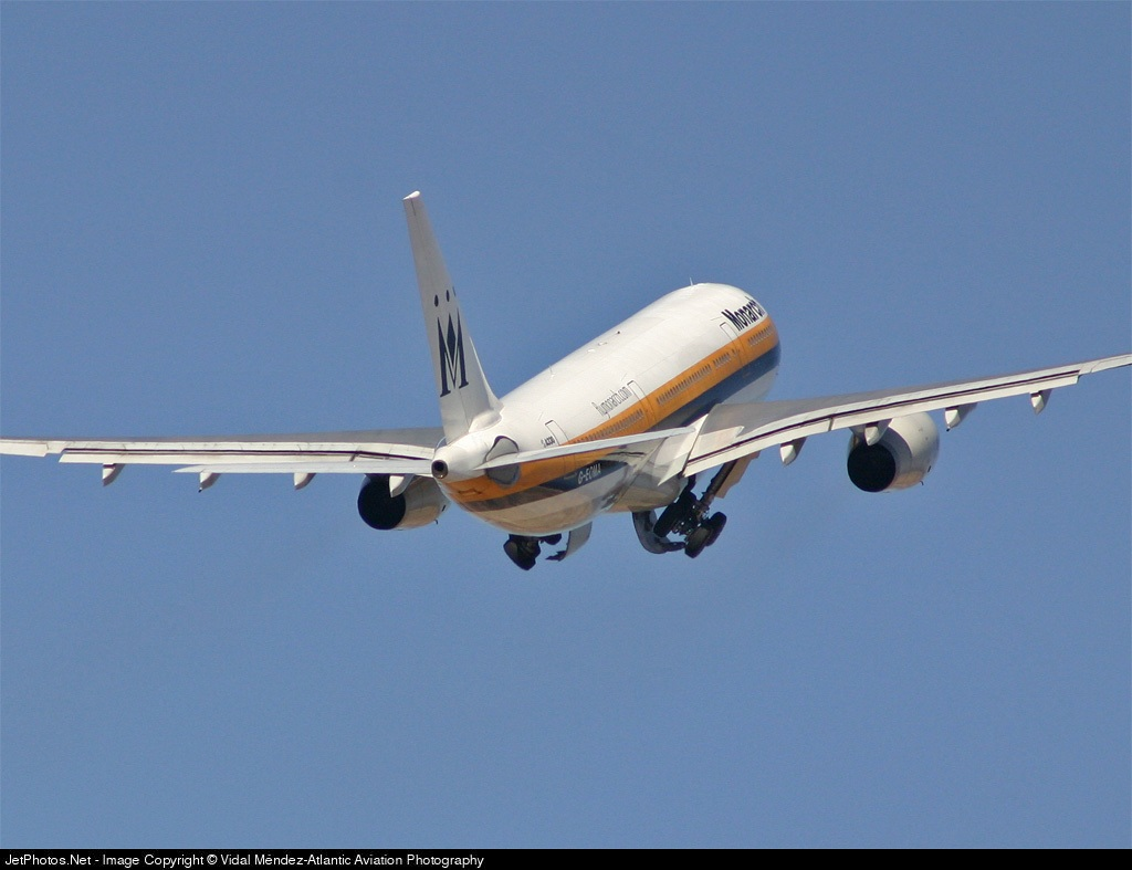 Photo of G-EOMA Airbus A330-243 by Vidal Méndez-Atlantic Aviation Photography