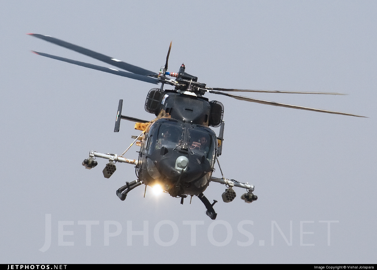 Photo of Z3268 Hindustan WSI Dhruv by Vishal Jolapara