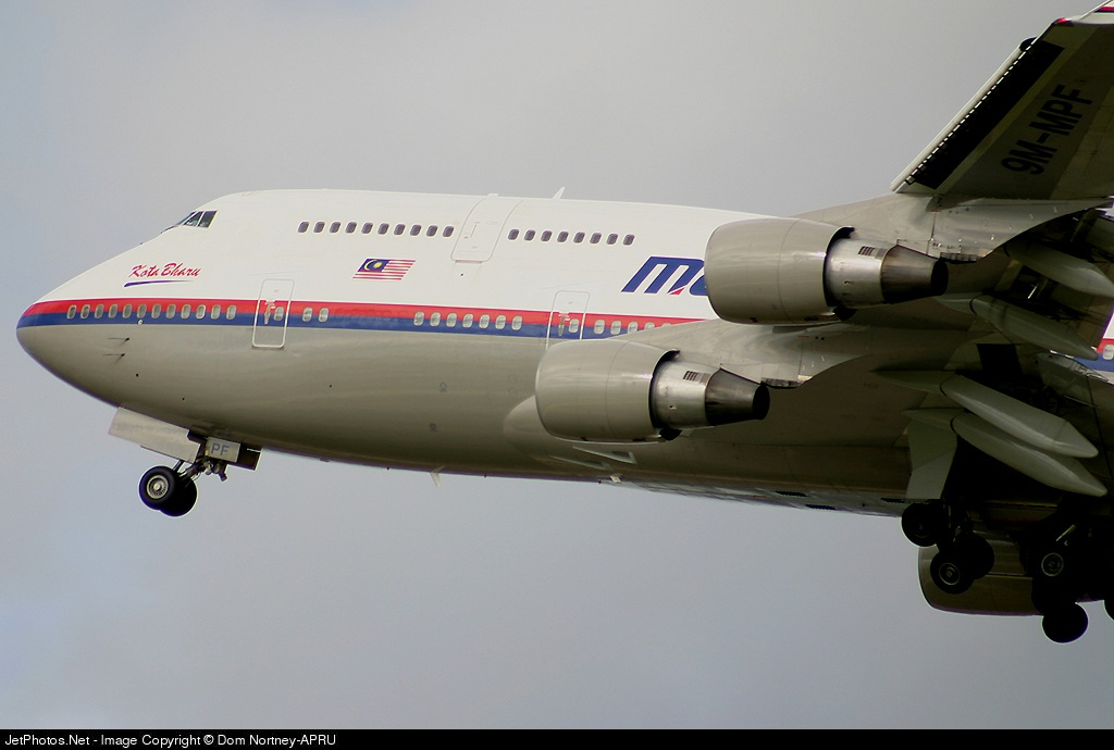 Photo of 9M-MPF Boeing 747-4H6 by Dominic Nortney - Capital Aviation Photography