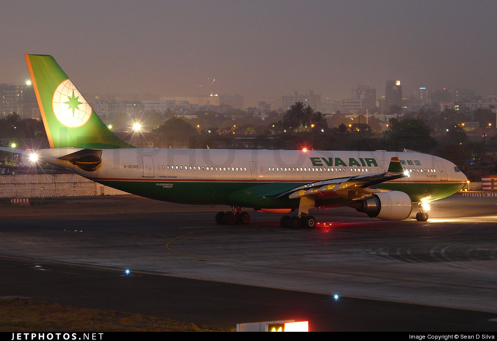 Photo of B-16305 Airbus A330-203 by Sean D Silva