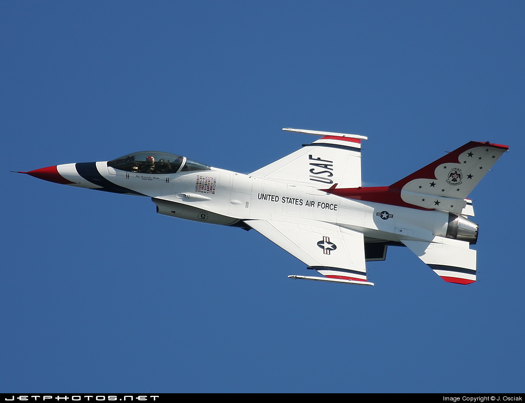 Photo of 87-0331 General Dynamics F-16C Fighting Falcon by Joe Osciak