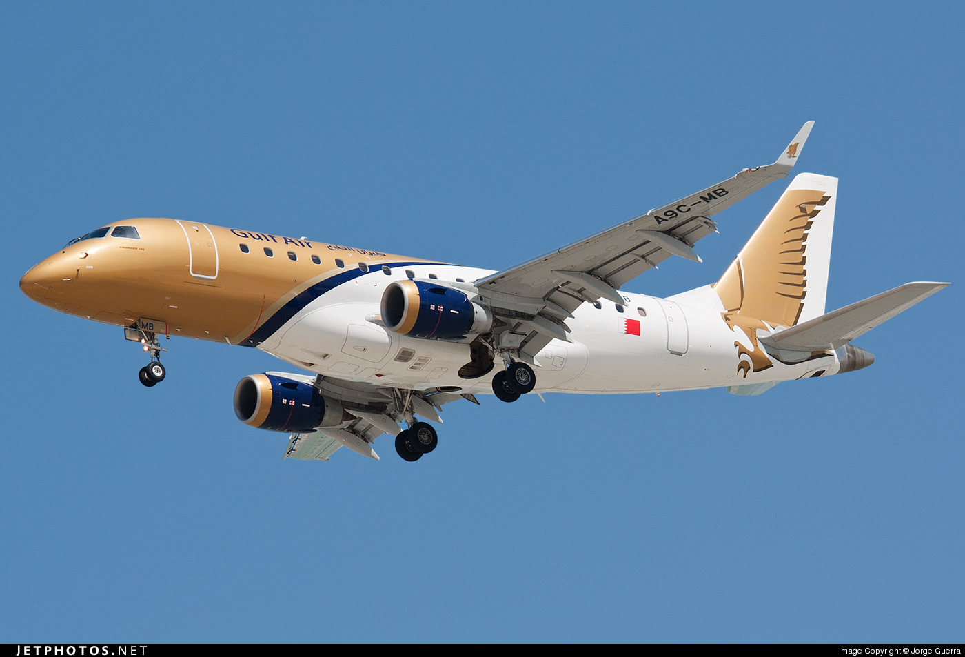 Photo of A9C-MB Embraer 170-100AR by Jorge Guerra
