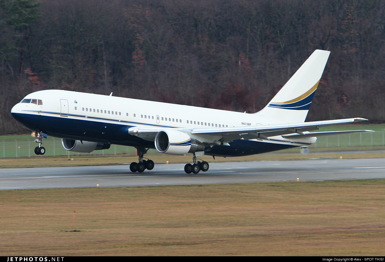 Photo of N673BF Boeing 767-238(ER) by Alex - SPOT THIS!