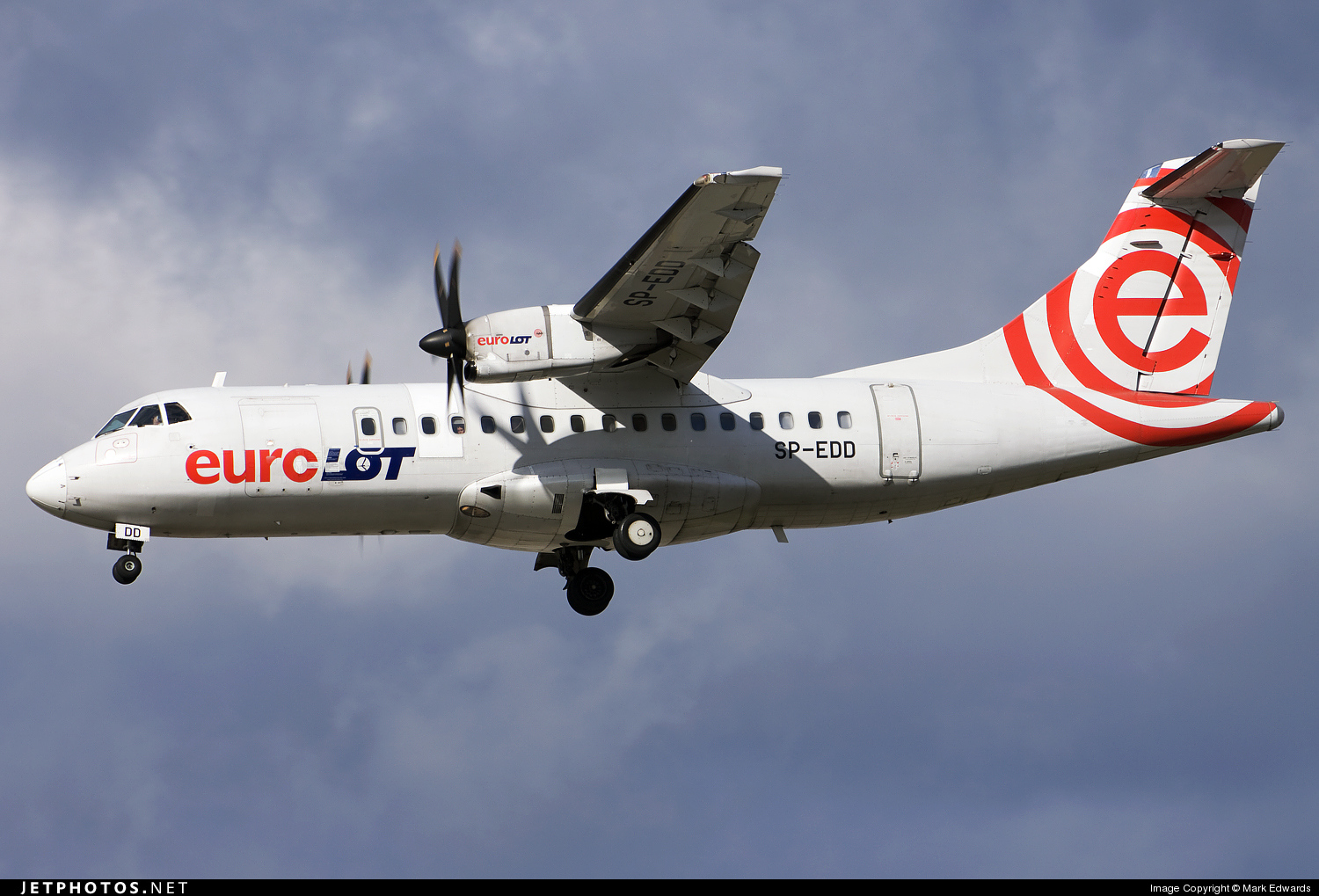 Photo of SP-EDD ATR 42-500 by Mark Edwards
