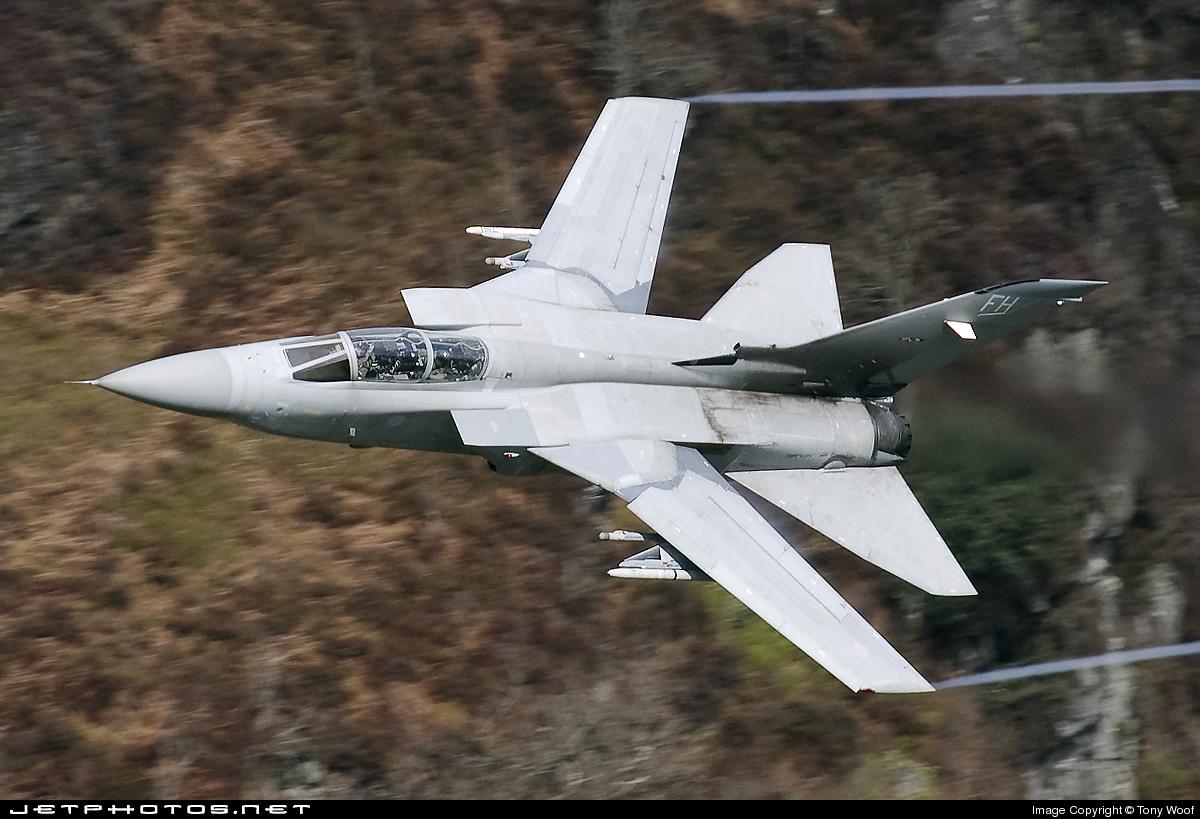 Photo of ZE969 Panavia Tornado F.3 by Tony Woof
