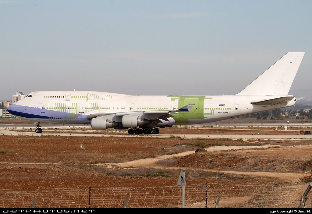 Photo of N482AT Boeing 747-409(BDSF) by Siegi N.