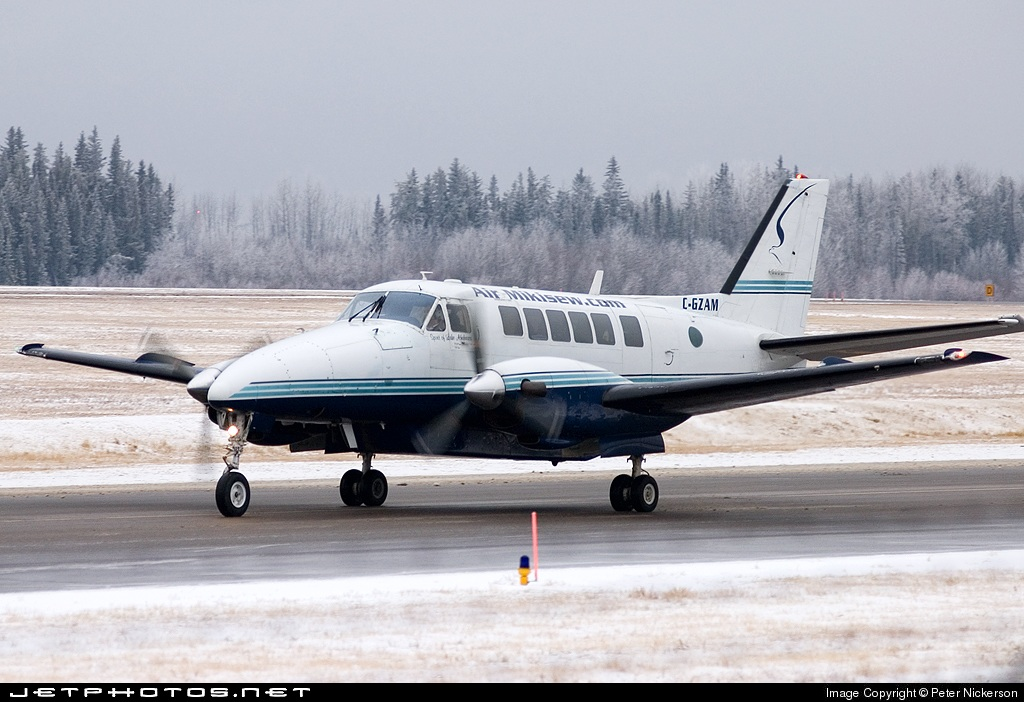 Photo of C-GZAM Beech 99 Airliner by Alevik