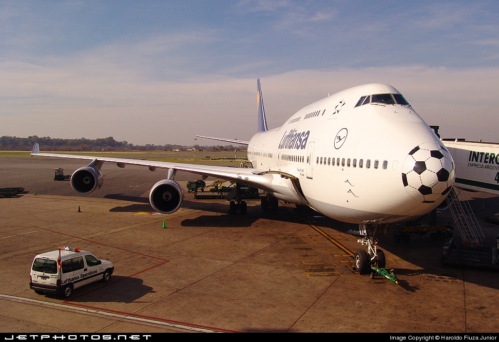 Photo of D-ABVL Boeing 747-430 by Haroldo Fiuza Junior