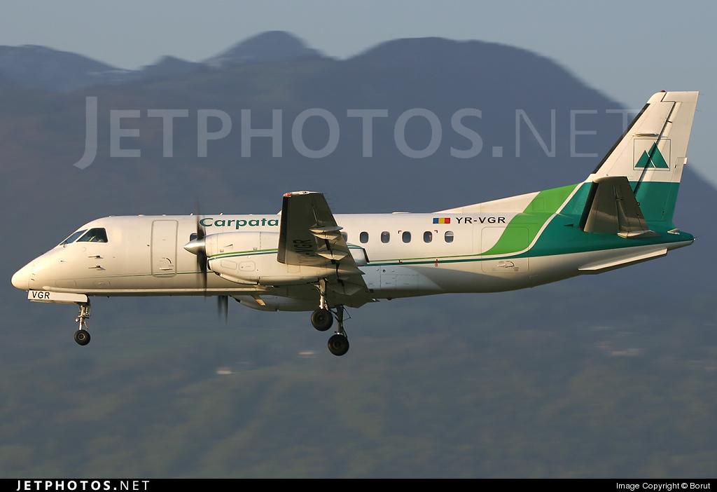 Photo of YR-VGR Saab 340B by Borut