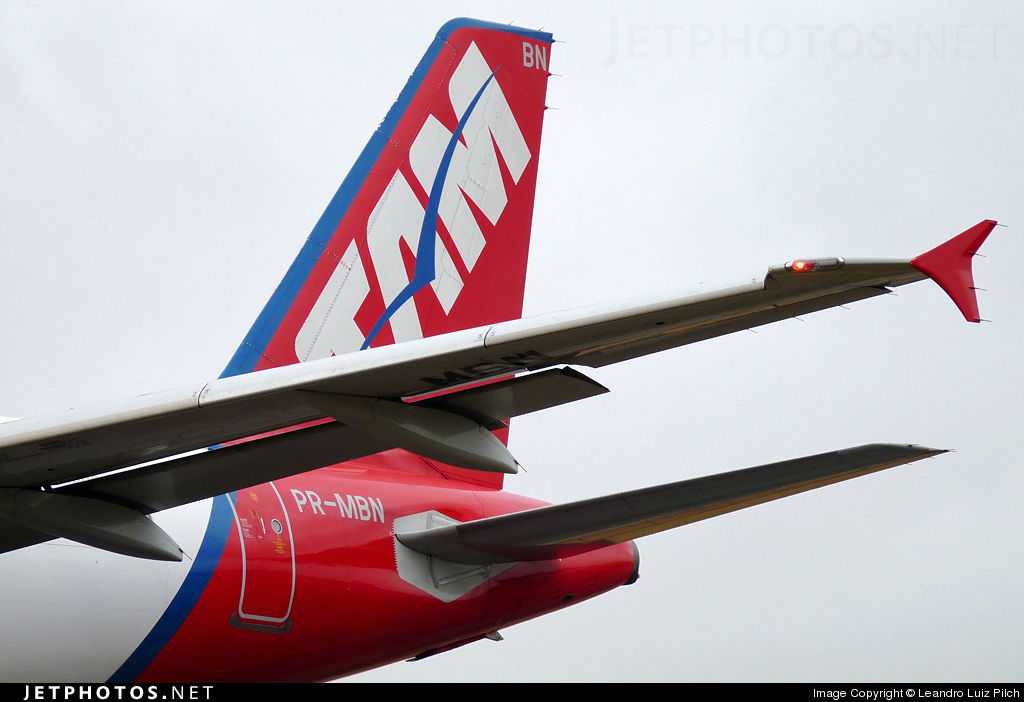 Photo of PR-MBN Airbus A319-132 by Leandro Luiz Pilch