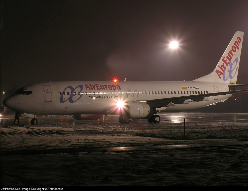 Photo of EC-HKR Boeing 737-85P by Artur Jarosz