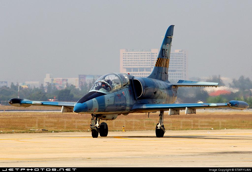 Photo of KhF1-5/37 Aero L-39ZA Albatros by STARYUAN