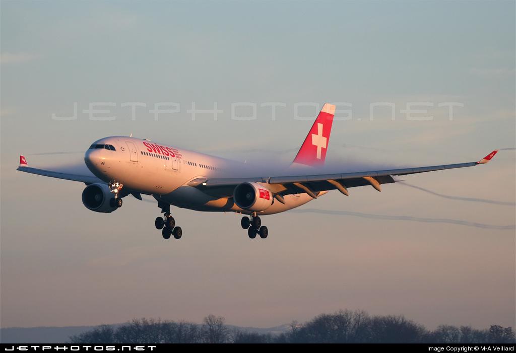 Photo of HB-IQG Airbus A330-223 by M-A Veillard