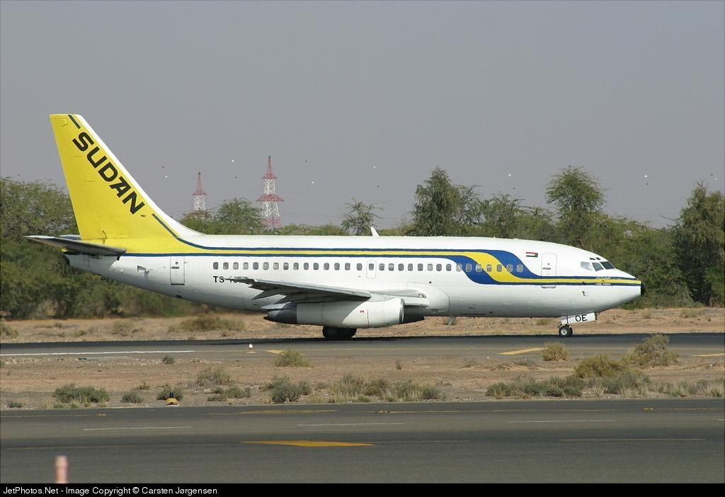 Photo of TS-IOE Boeing 737-2H3(Adv) by Carsten Jørgensen