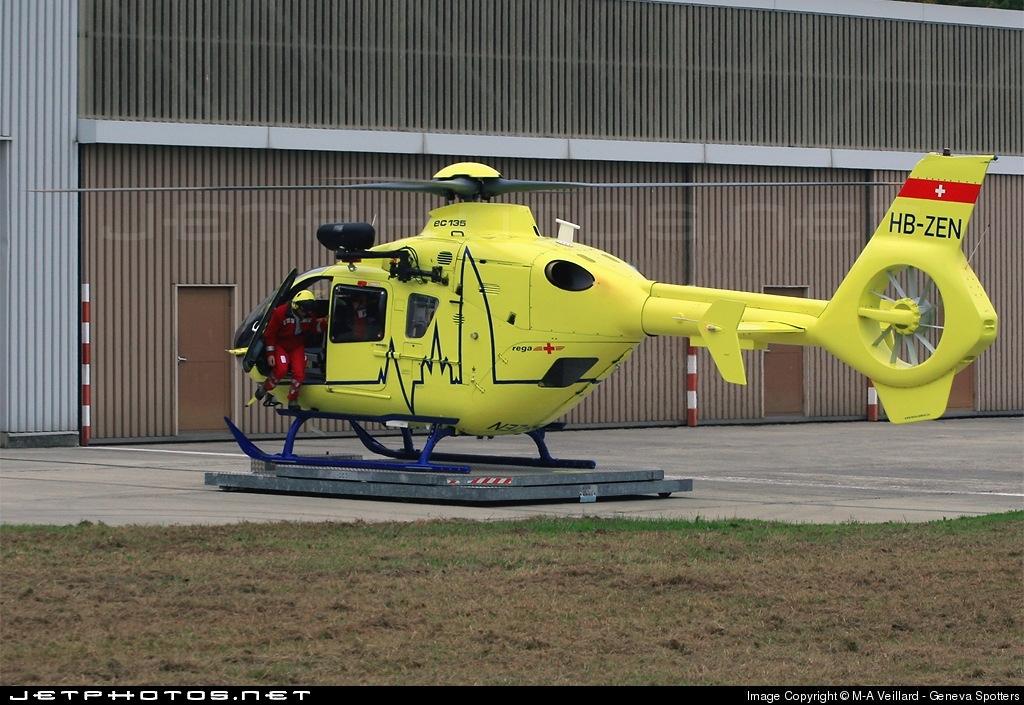 Photo of HB-ZEN Eurocopter EC 135T2 by M-A Veillard